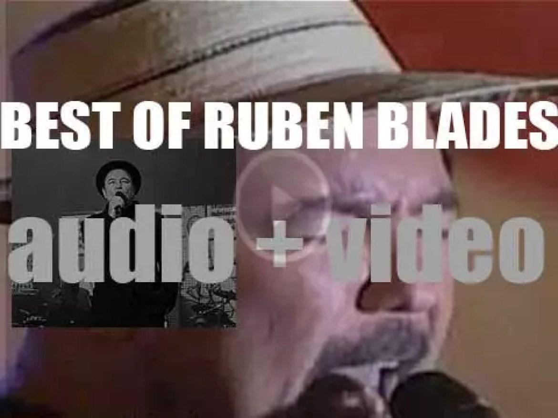 Feliz Cumpleaños Ruben Blades. 'Ever Blades'