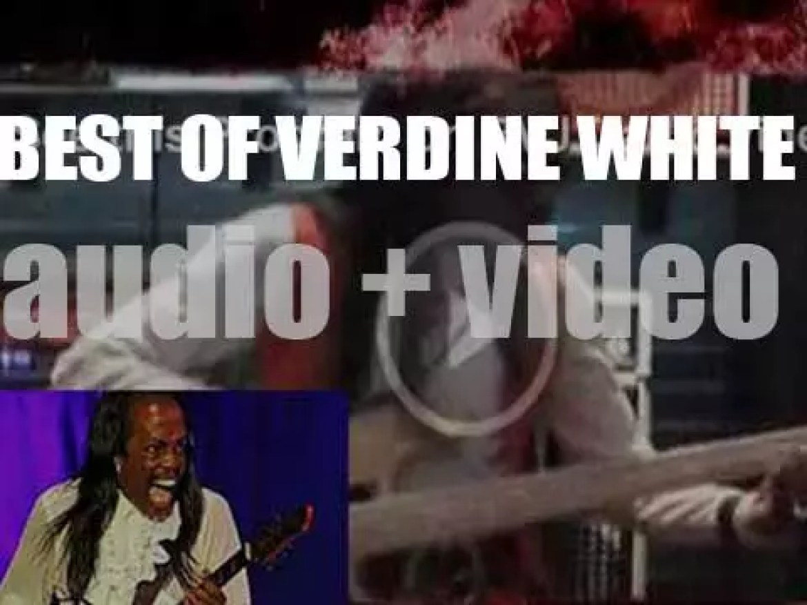 As we wish Happy Birthday to Verdine White, here is a 'Earth, Wind & Fire At their bests' post