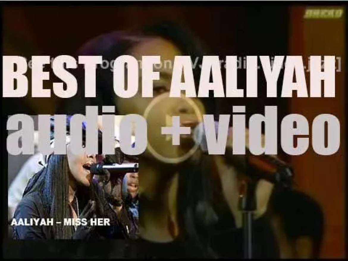 We remember Aaliyah. 'Miss Her'