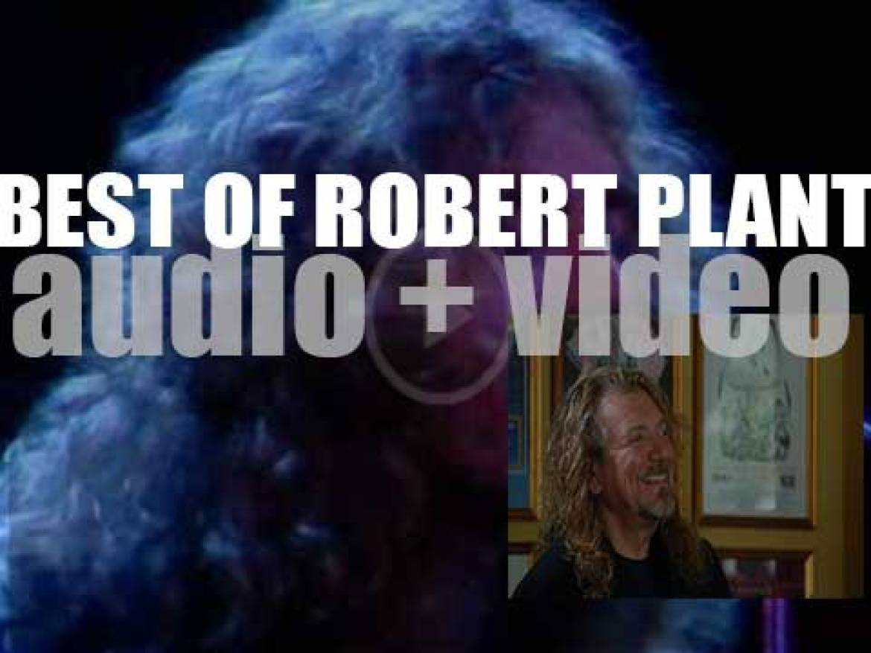 Happy Birthday Robert Plant. 'The Life Of Plant'