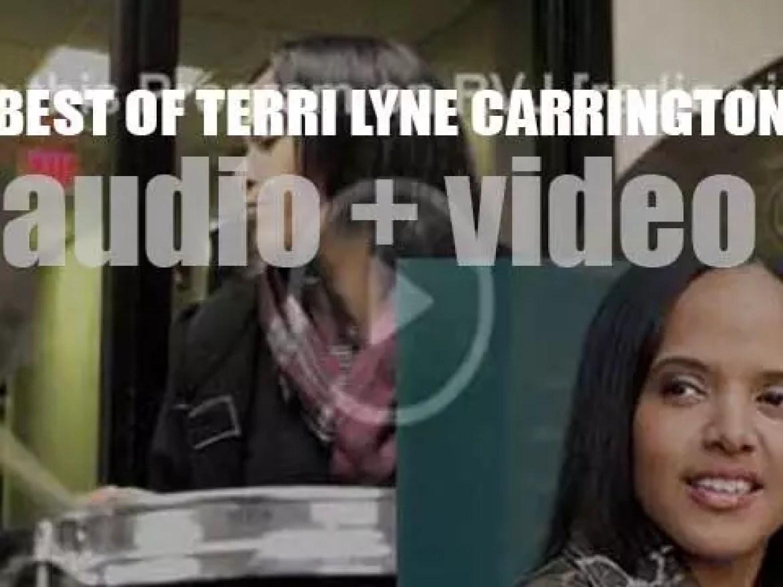 Happy Birthday Terri Lyne Carrington. 'Love Lyne'
