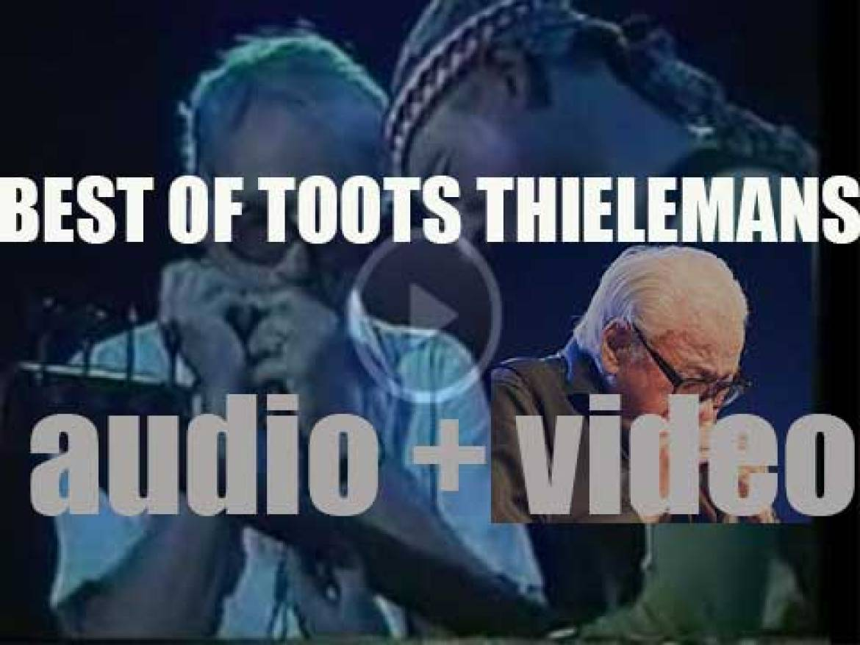 We remember Toots Thielemans. 'Toots, 94, Une (dernière) Fois'