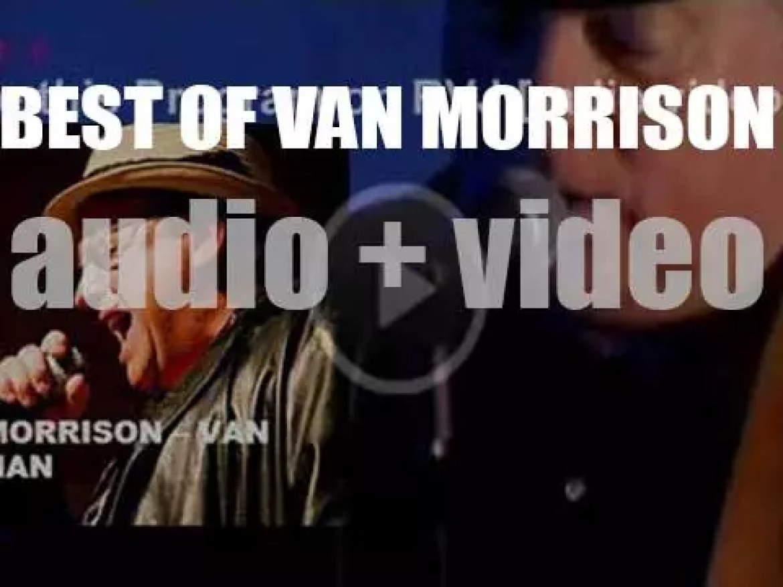 Happy Birthday Van Morrison. 'Van The Man'