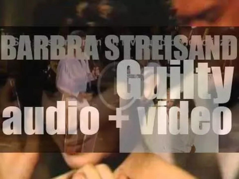 Barbra Streisand releases her twenty-second album : 'Guilty' featuring 'Woman in Love' (1980)