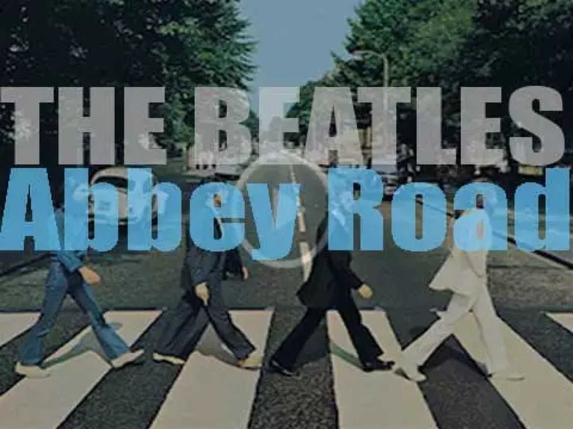 The Beatles release their eleventh album : 'Abbey Road' featuring 'Come Together,' 'Here Comes The Sun, 'I Want You (She's So Heavy)' and more (1969)