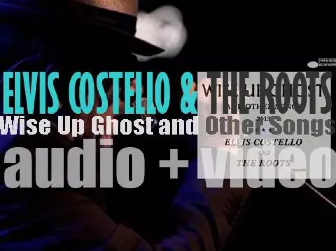 Blue Note publish 'Wise Up Ghost and Other Songs' by Elvis Costello and The Roots (2013)