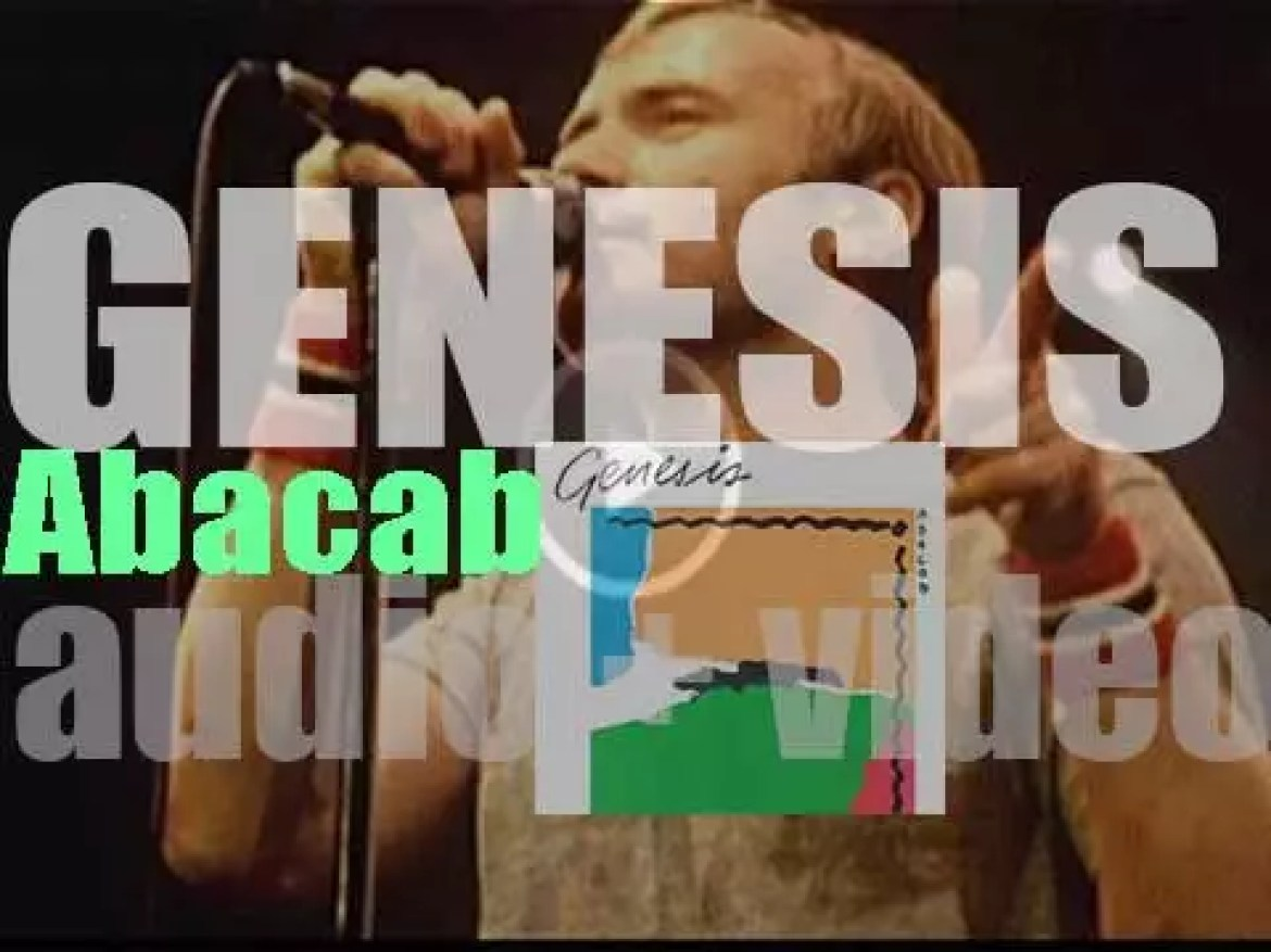 Genesis release their eleventh album 'Abacab' featuring the title track and 'No Reply at All' (1981)