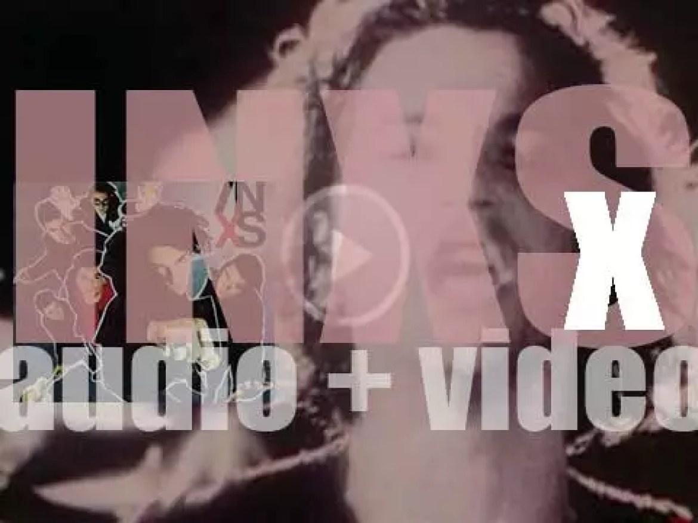 INXS release 'X,'  their seventh studio album featuring 'Suicide Blonde' (1990)