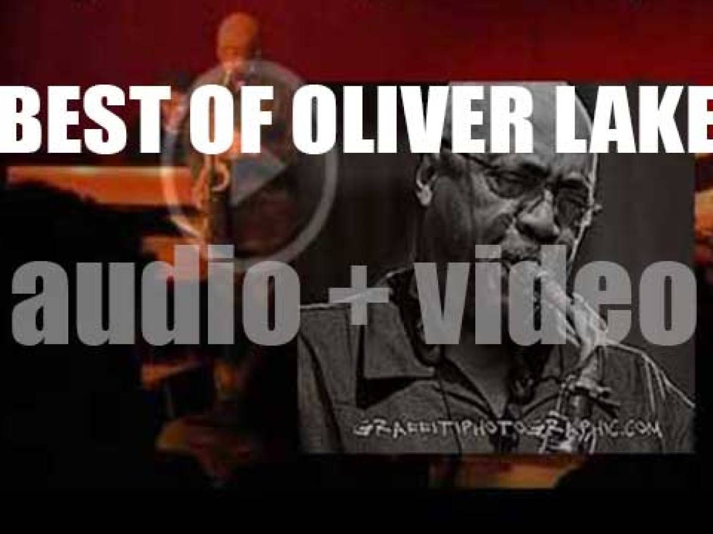 Happy Birthday Oliver Lake. 'Lake Superior'