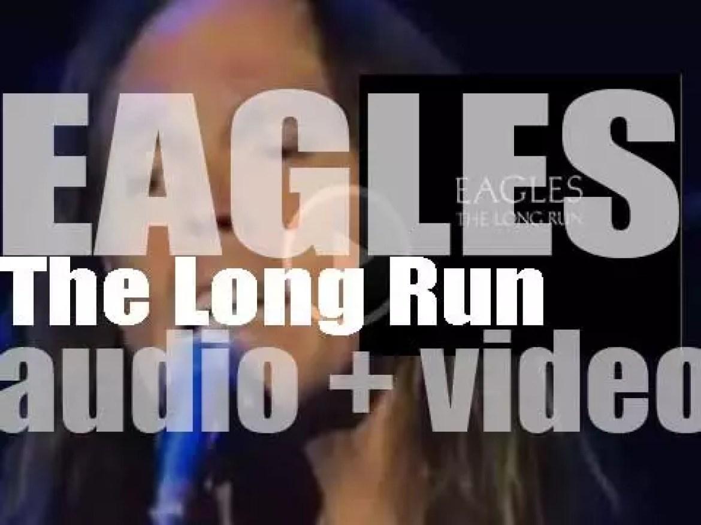 Asylum publish Eagles' sixth album : 'The Long Run' featuring 'Heartache Tonight' (1979)