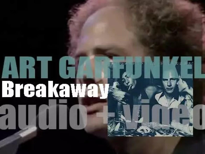 Columbia  publish Art Garfunkel's second solo album : 'Breakaway' (1975)
