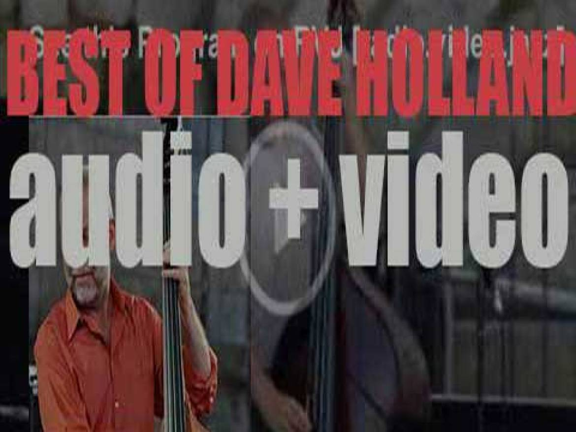 Happy Dave Holland. 'President Holland'