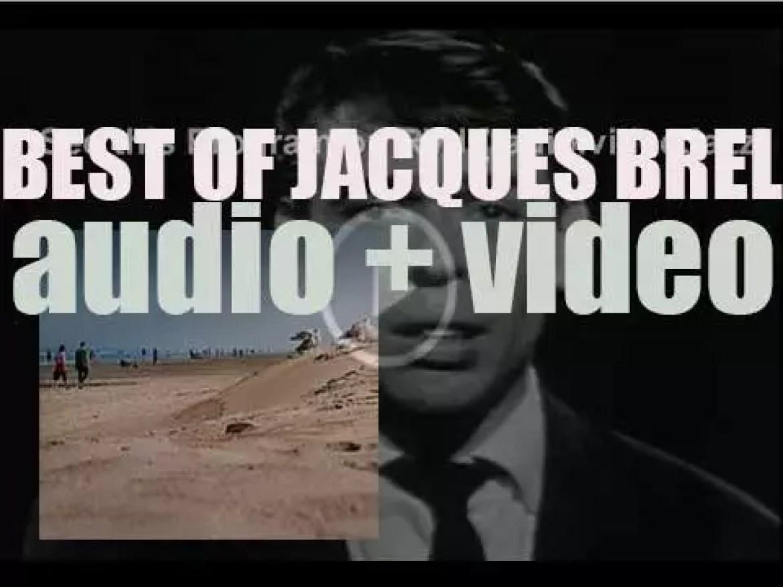 We remember Jacques Brel. 'Il Nous A Quittés'