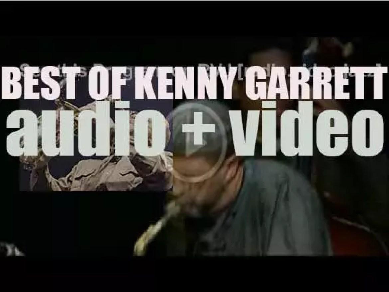 Happy Birthday Kenny Garrett. 'Kenny G Like Garrett'