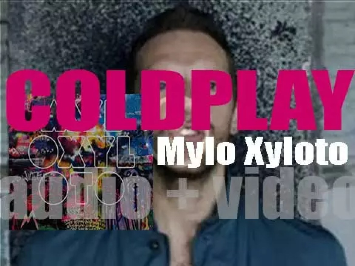 EMI publish Coldplay's fifth album : 'Mylo Xyloto' featuring 'Every Teardrop Is a Waterfall,' 'Paradise' and 'Princess of China' (2011)