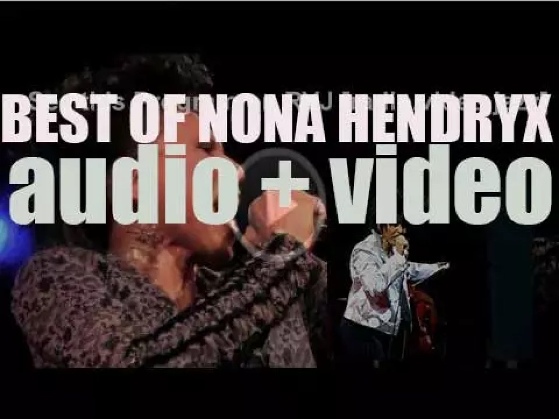 Happy Birthday Nona Hendryx. 'La Belle Nona'