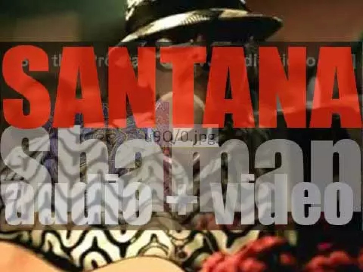 Arista publish Santana's eighteenth album : 'Shaman' featuring 'The Game of Love' with Michelle Branch and 'Why Don't You & I' with Alex Band (2002)