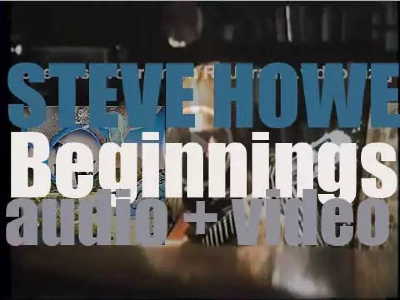 Atlantic publish Steve Howe's first solo album 'Beginnings' (1975)
