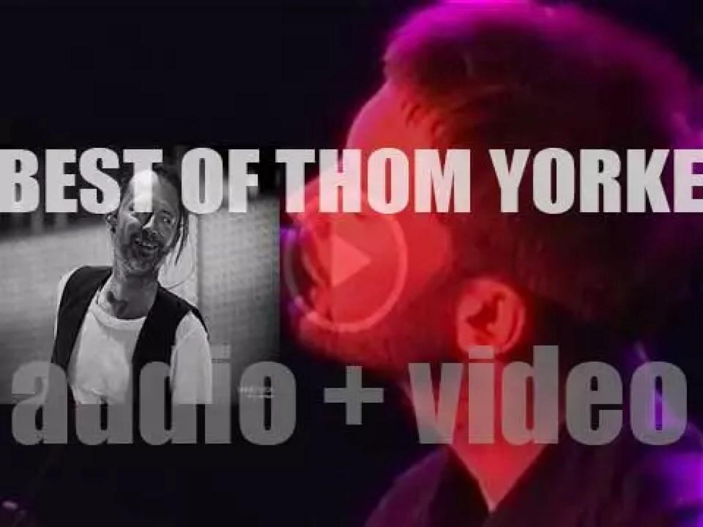 Happy Birthday Thom Yorke. '[in a T.Y.] State Of Mind'