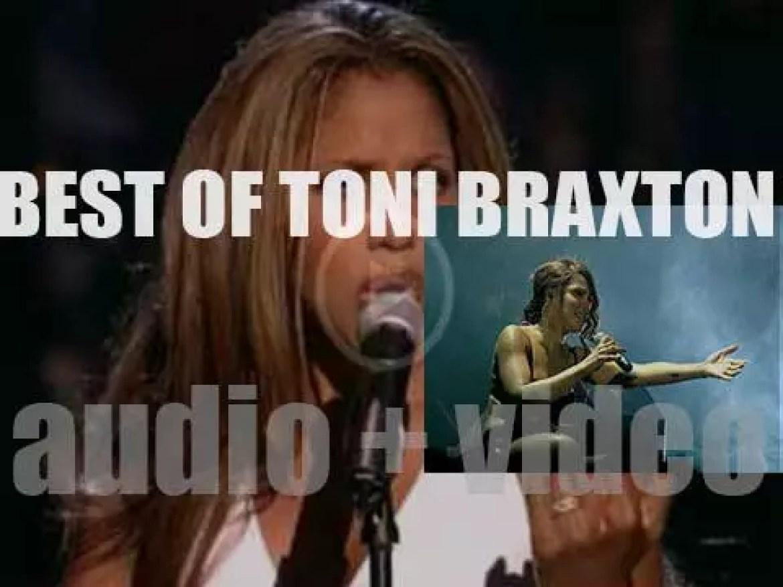 Happy Birthday Toni Braxton. 'The Queen Of Heart'