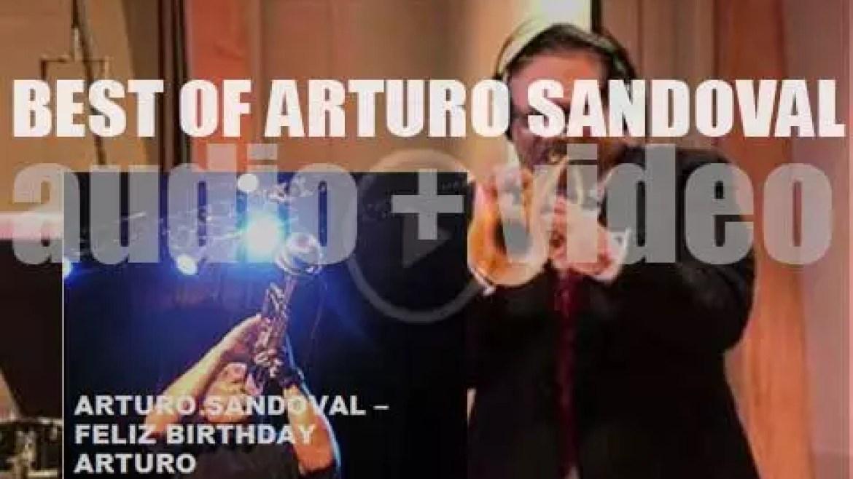 Feliz Cumpleaños Arturo Sandoval. 'Feliz Birthday Arturo'