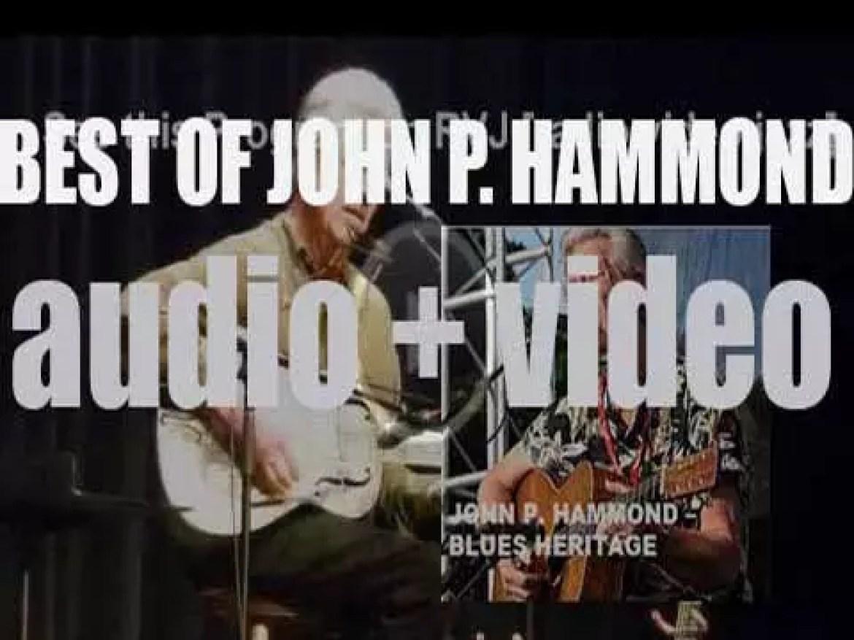 Happy Birthday John Hammond. 'Blues Heritage'
