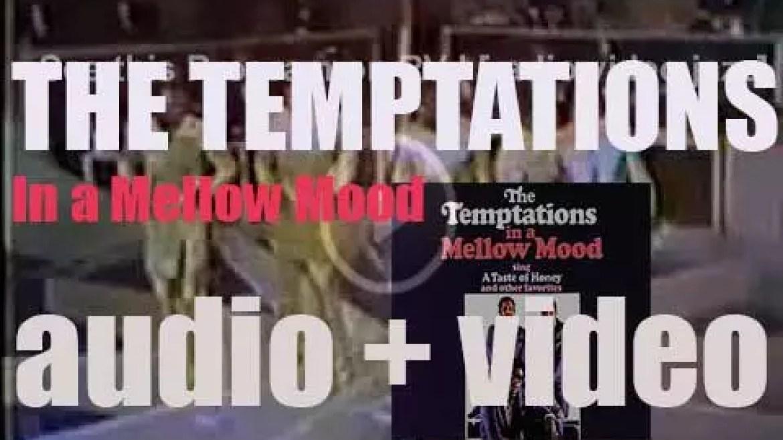 Motown publish The Temptations's album : 'In a Mellow Mood' (1967)