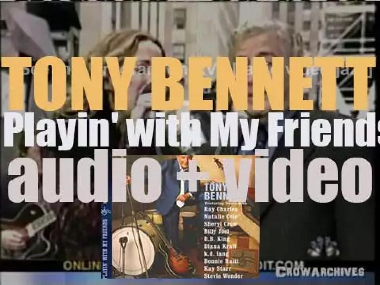 Sony publish Tony Bennett's 'Playin' with My Friends: Bennett Sings the Blues' (2001)
