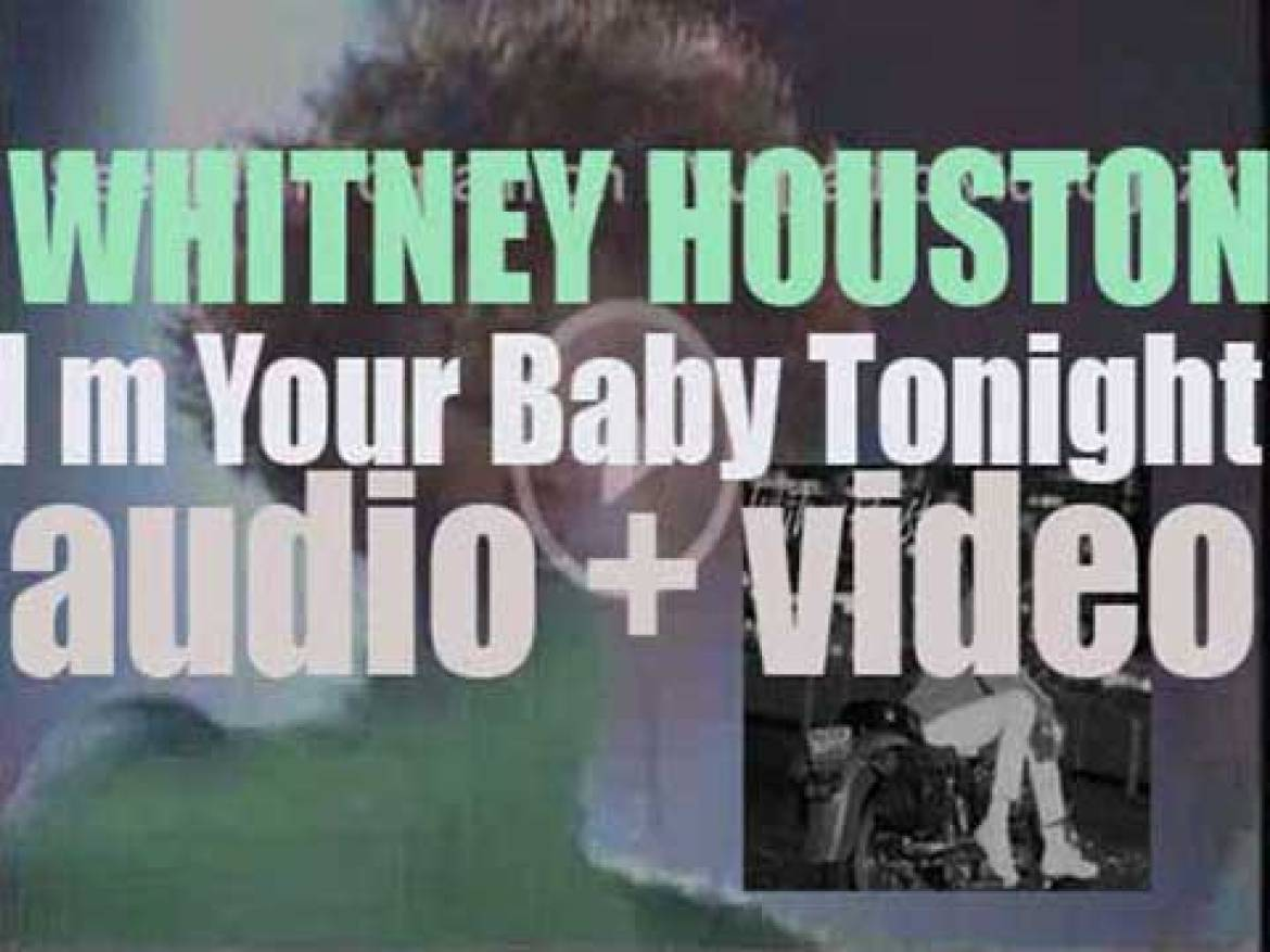 Whitney Houston releases her third album : 'I'm Your Baby Tonight' featuring next to the title track 'All the Man That I Need' and 'Miracle' (1990)