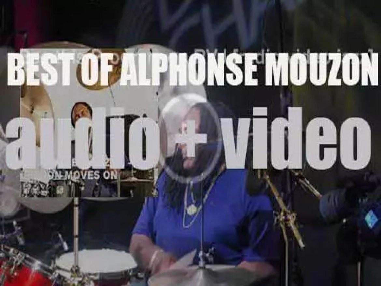 We remember Alphonse Mouzon. 'Fusion Moves On'