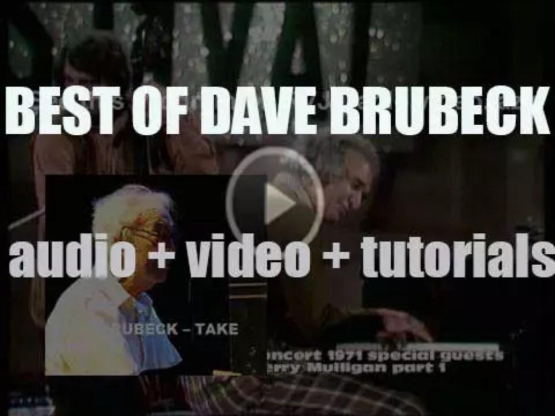 We remember Dave Brubeck. 'Take Final'