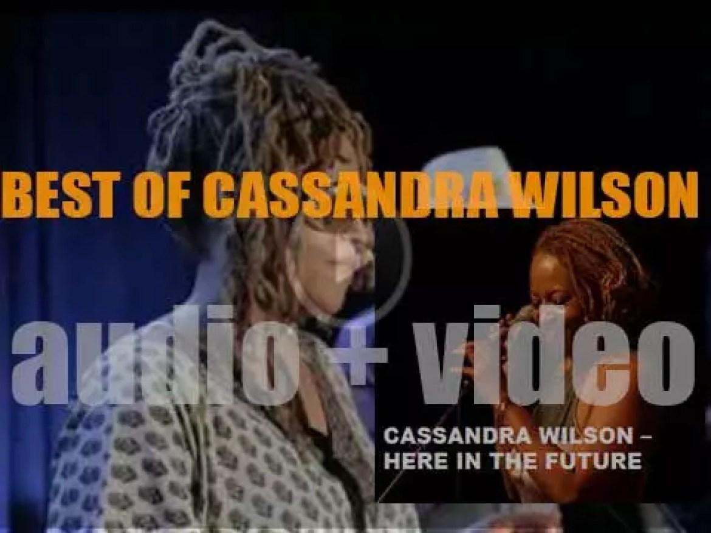 Happy Birthday Cassandra Wilson. 'Here In The Future'
