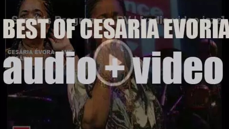 We remember Cesária Évora. 'Ave Cesária'