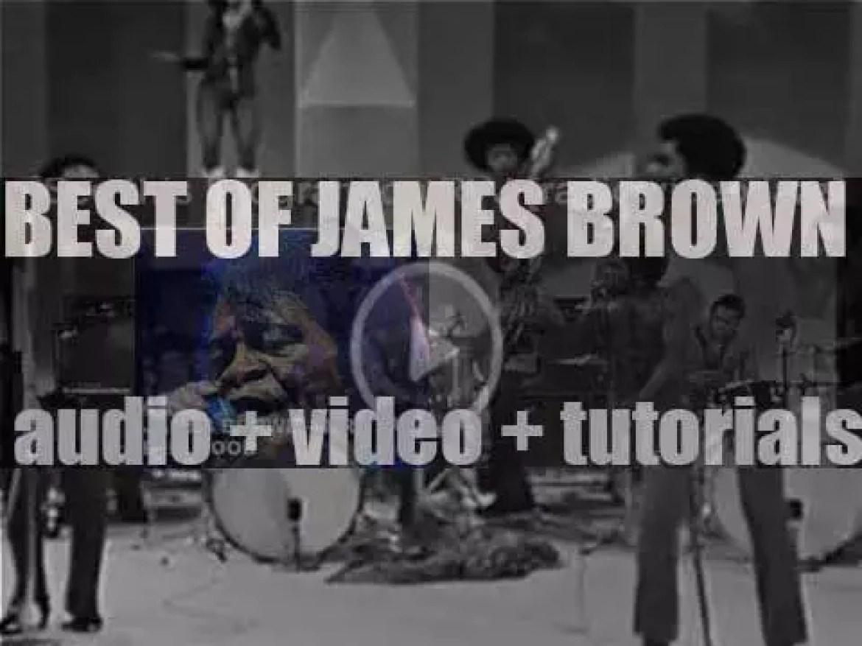 We remember James Brown. 'Mr. Feelgood'