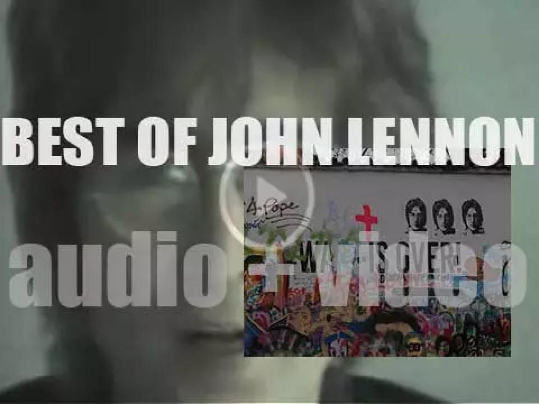 We remember John Lennon. 'Slices Of Lennon'
