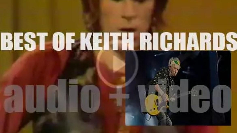 Happy Birthday Keith Richards. 'Keith On My List'