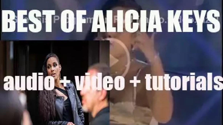 Happy Birthday Alicia Keys. 'Songs In The Life Of Keys'