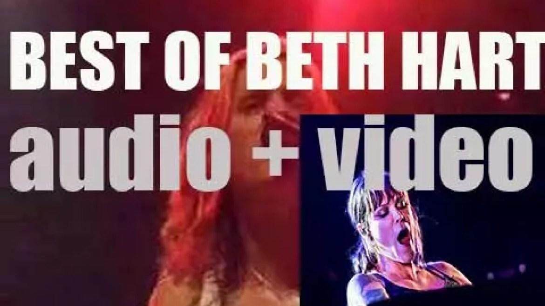 Happy Birthday Beth Hart. 'Hart Of Class'