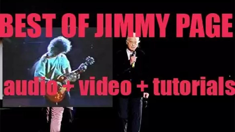 Happy Birthday Jimmy Page. 'Master Riffer'