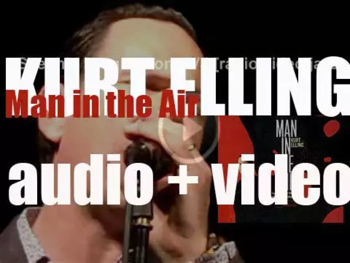 Kurt Elling records 'Man in the Air' his sixth album for Blue Note (2003)