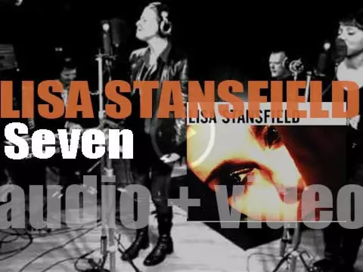 Lisa Stansfield releases her seventh album : 'Seven' (2014)