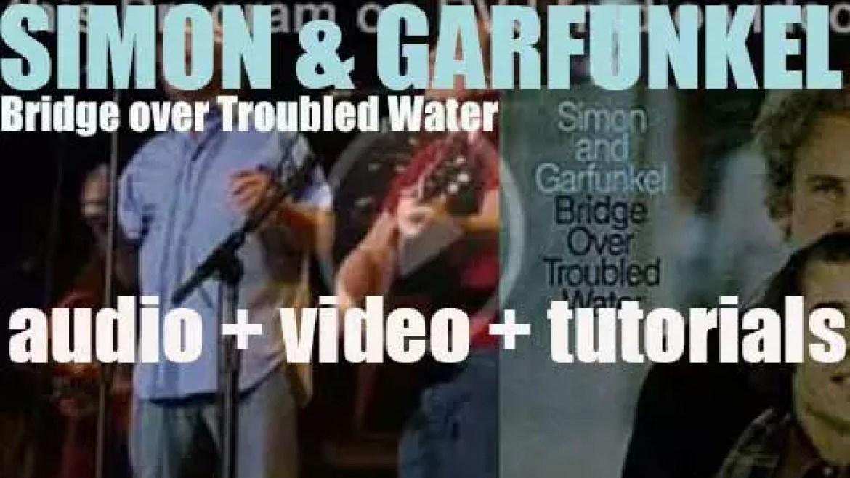 Simon & Garfunkel release their fifth studio album : 'Bridge over Troubled Water' featuring 'The Boxer,' 'Bridge over Troubled Water,' 'Cecilia' and 'El Condor Pasa' (1970)