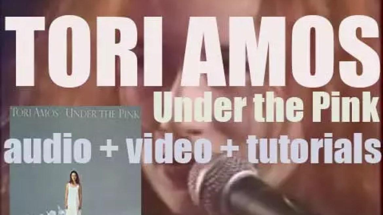 Atlantic publish Tori Amos' second album : 'Under the Pink' featuring 'Cornflake Girl' (1994)