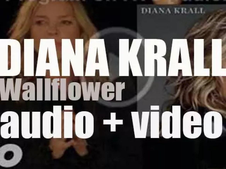 Verve publish Diana Krall's twelfth album : 'Wallflower' (2015)