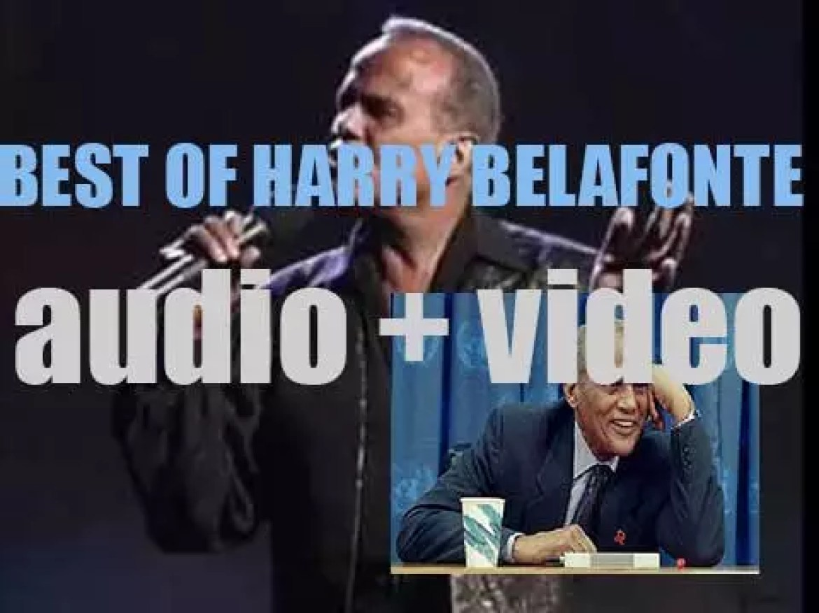 Happy Birthday Harry Belafonte. 'We Sing The Harry's Song'