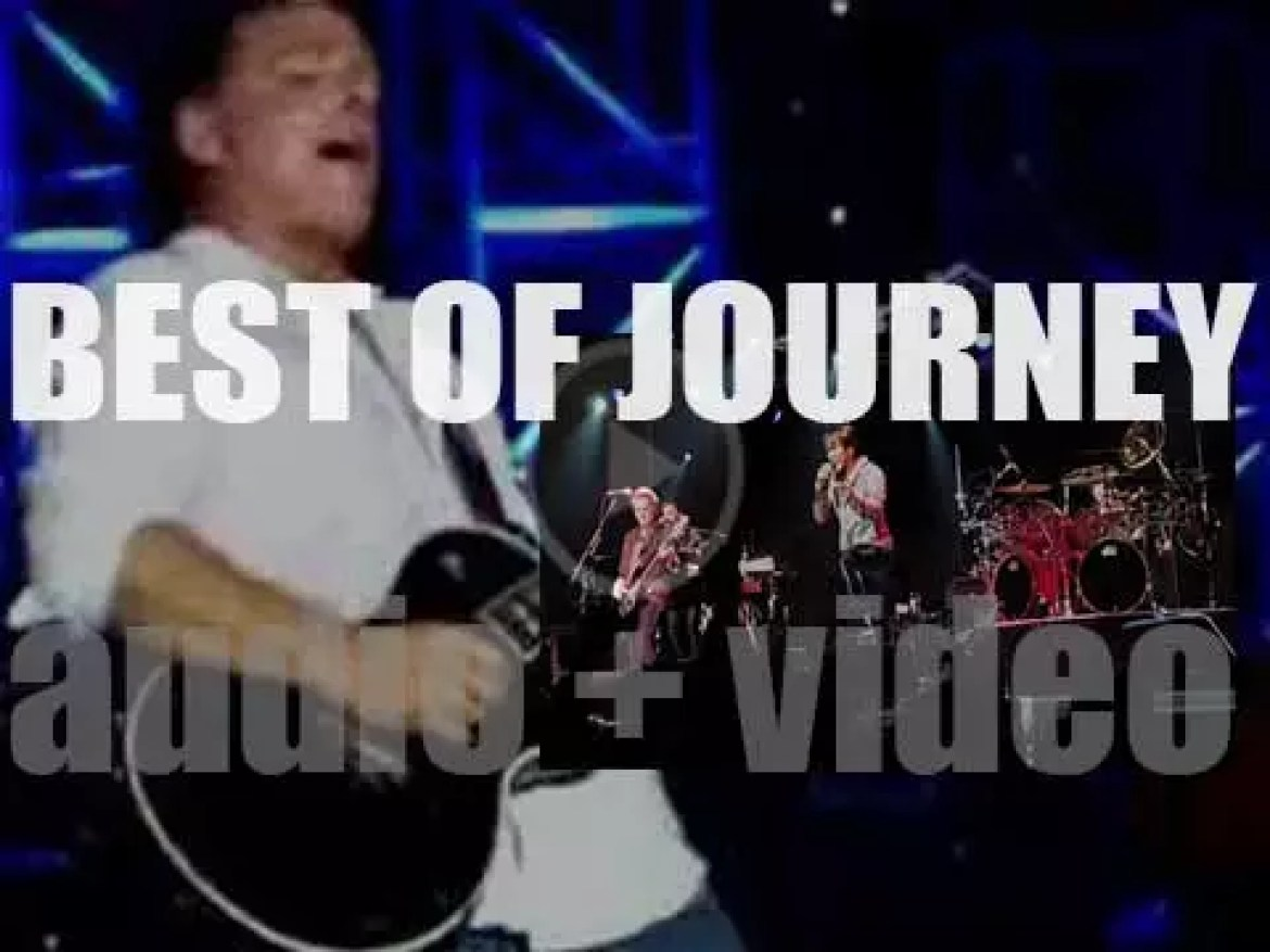 As we wish guitarist Neal Schon a 'Happy Birthday,' the day is perfect for a 'Journey At Their Bests' post