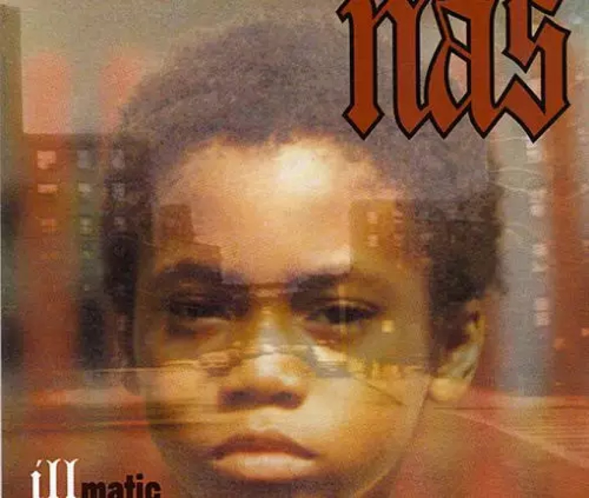 """""""Illmatic"""" by Nas"""