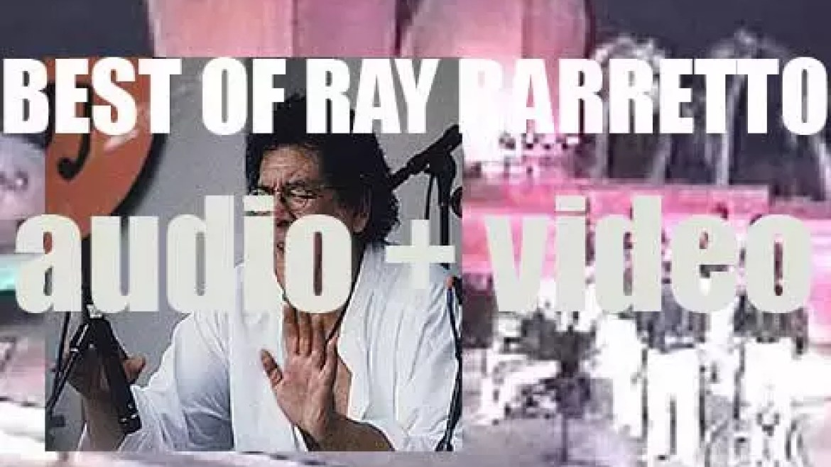 We remember Ray Barretto. 'The Other Road'