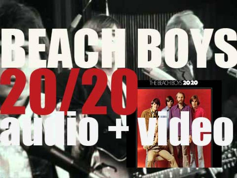 Capitol publish The Beach Boys' fifteenth album : '20/20′ (1969)