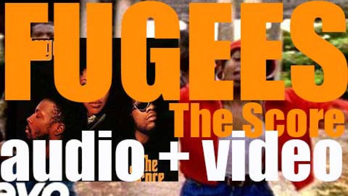 Fugees release their second and final album : 'The Score' featuring 'Killing Me Softly,' 'Fu-Gee-La' and 'Ready or Not' (1996)